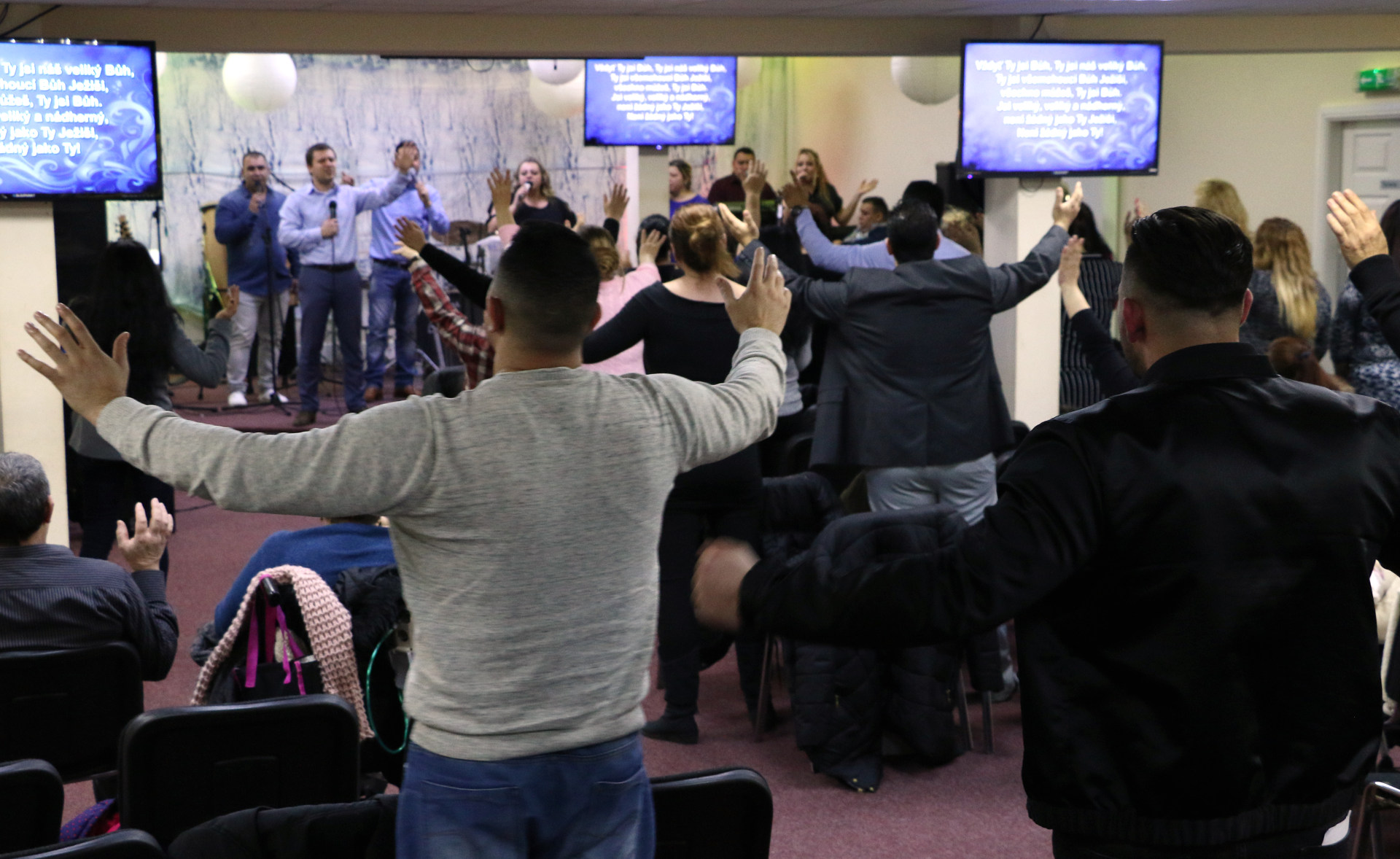 Czech & Slovak Worship Service (Newcastle)