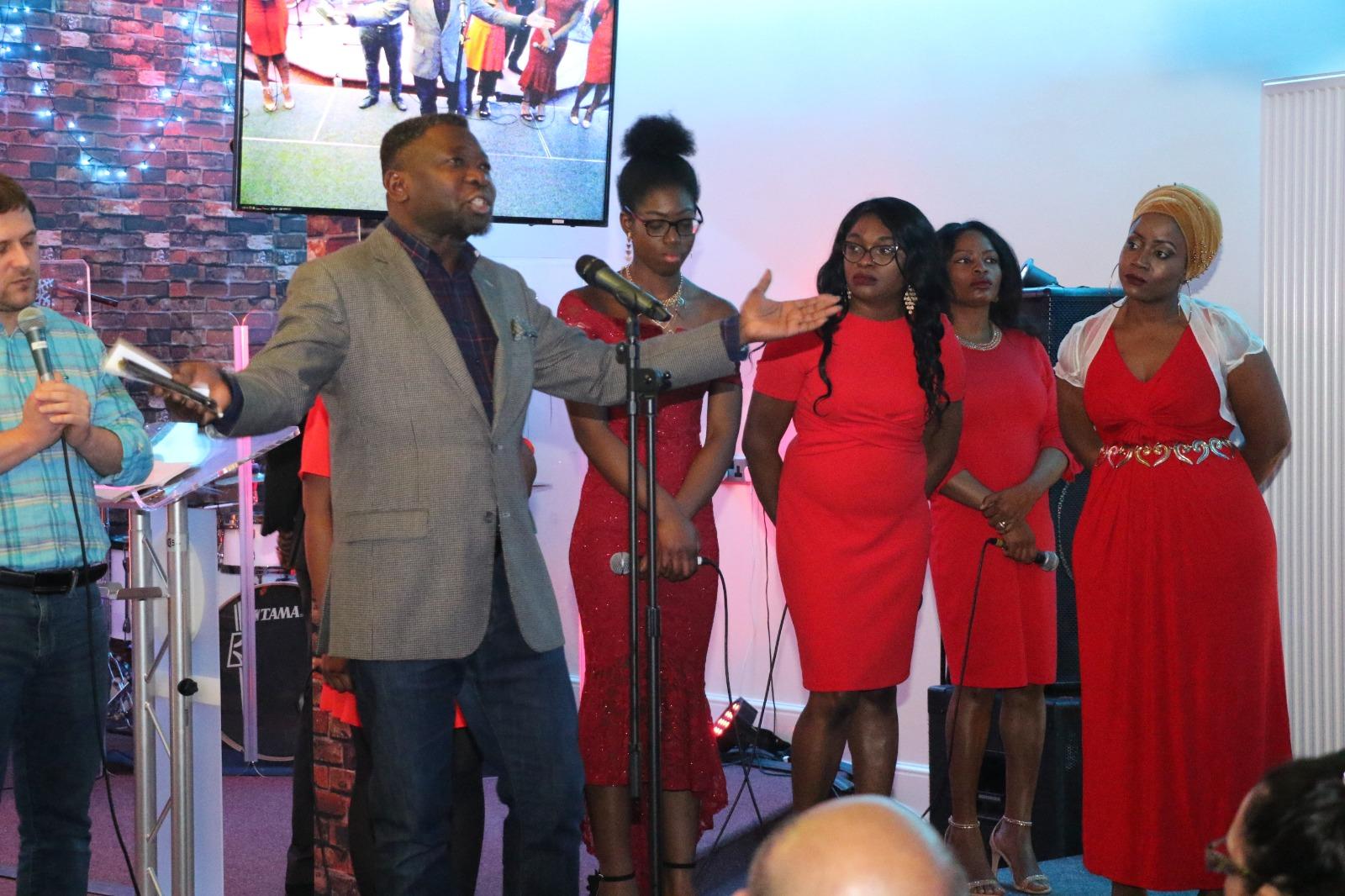 Sunday Worship Service (Newcastle)